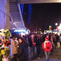 Photo taken at South Bank by Tony D. on 12/12/2012