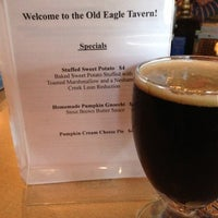 Photo taken at Old Eagle Tavern by Major S. on 10/30/2012