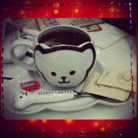 Photo taken at Teddy Coffee by Ramses N. on 1/1/2013