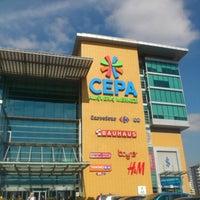 Photo taken at Cepa by Cem U. on 2/13/2013
