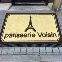 Photo taken at Patisserie Voisin by ヨナオ ケ. on 9/23/2014