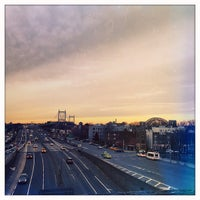 Photo taken at MTA Bus - M60 (LaGuardia Airport) - Astoria Blvd @ 32nd by Matt F. on 3/13/2015