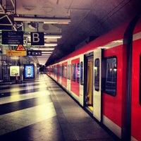 Photo taken at S Flughafen München by John O. on 5/31/2013