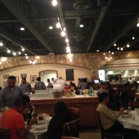 Photo taken at Romano's Macaroni Grill by Abhinandan D. on 10/28/2012