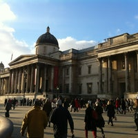 Photo taken at National Gallery by Luca F. on 3/2/2013