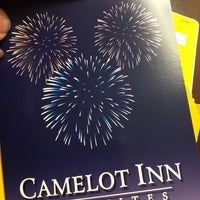 Photo taken at Anaheim Camelot Inn & Suites by Brian B. on 3/1/2016