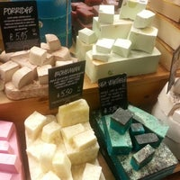Photo taken at Lush by Sami S. on 9/9/2014