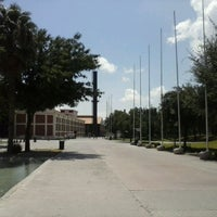 Photo taken at Parque Fundidora by Miguel V. on 7/6/2013