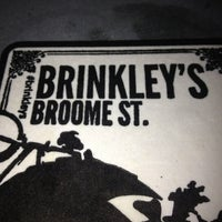 Photo taken at Brinkley's Broome Street by Kate W. on 7/11/2013