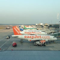 Photo taken at London Gatwick Airport (LGW) by Attaché T. on 7/18/2013