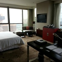 Photo taken at The Westin Beijing Chaoyang by Jeonghwa L. on 5/23/2013
