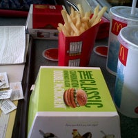 Photo taken at McDonald's by Nur A. on 4/16/2013