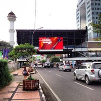 Photo taken at Plaza Parahyangan by Felix S. on 3/6/2013