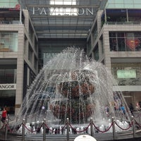 Photo taken at Pavilion Kuala Lumpur by Felix S. on 5/14/2013
