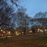 Photo taken at Clark Park by Kevin on 12/4/2012