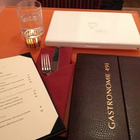 Photo taken at Gastronomie 491 by Tracey L. on 2/28/2013