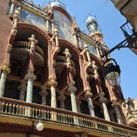Foto tomada en Palau de la Música Catalana por R . el 4/22/2013