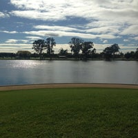 Photo taken at Shepparton Lake by Brigitte L. on 3/30/2013