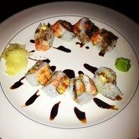 Photo taken at Utage Athens Sushi Bar by Chloe O. on 2/6/2013