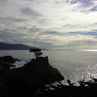 Photo taken at 17 Mile Drive by Grant E. on 12/28/2012