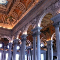 Photo taken at Library of Congress by Chris M. on 2/9/2013