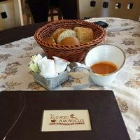 Photo taken at Café Amadeus Los Arcos by Viole C. on 11/30/2014