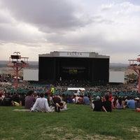 Photo taken at Hard Rock Casino Albuquerque Presents The Pavilion by Arthur Z. on 5/5/2013