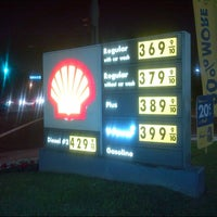 Photo taken at Shell by Brandy L. on 12/6/2012