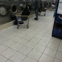 Photo taken at Madison Plaza Laundromat by D. J. T. on 1/13/2013