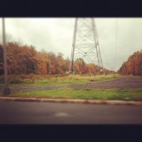 Photo taken at New Jersey Turnpike - Newark by Montae B. on 10/19/2012