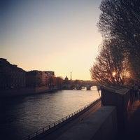 Photo taken at La Seine by Philip S. on 4/23/2013