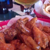 Photo taken at Wings 'N More by greg d. on 6/11/2013