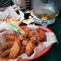 Photo taken at Wings 'N More by greg d. on 10/23/2012