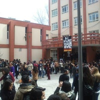 Photo taken at DTCF Orta Bahçe by Elif A. on 3/19/2013