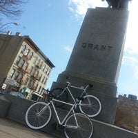 Photo taken at Grant Square by Matthew D. on 4/16/2013