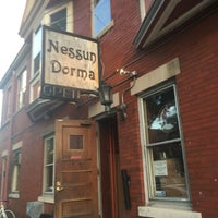 Photo taken at Nessun Dorma by Alison M. on 8/15/2016