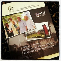 Photo taken at National University of Singapore (NUS) by Gracie H. on 9/21/2012