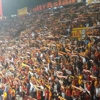 Photo taken at Abdi İpekçi Arena by Serdar E. on 10/24/2013
