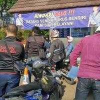 """Photo taken at Kantor Samsat Kota Tangerang by """"Rurouni"""" Beny on 9/9/2016"""