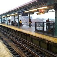 Photo taken at MTA Subway - Junction Blvd (7) by Kerwin M. on 2/5/2013