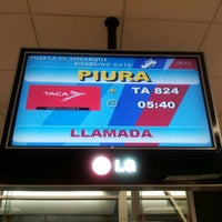 Photo taken at Puerta / Gate 11 by Kerwin M. on 11/23/2012