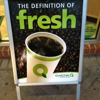 Photo taken at Quick Chek by Ethan W. on 3/21/2013