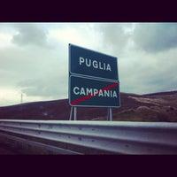 Photo taken at Autostrada A16 Napoli - Canosa by Cinzia R. on 1/7/2013