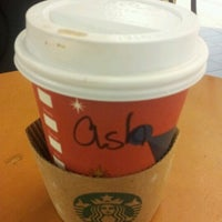 Photo taken at Starbucks by Ash M. on 1/5/2013