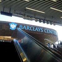 Photo taken at MTA Subway - Atlantic Ave/Barclays Center (B/D/N/Q/R/2/3/4/5) by **Heath** on 4/8/2013
