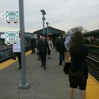 Photo taken at MTA Subway - Kings Highway (B/Q) by **Heath** on 3/28/2016