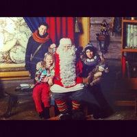 Снимок сделан в Santa Claus Office пользователем Tiia-Mari S. 11/10/2012
