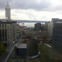 Photo taken at Seattle Municipal Court by Erik W. on 10/25/2012