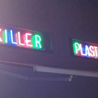 Photo taken at Plastic by Frine T. on 10/31/2012