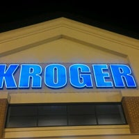 Photo taken at Kroger by Marcus on 10/13/2012